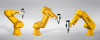 Specialized Robots: High Speed Machining -- RX160 hsm - Image