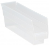 Bins & Systems - Clear-View Bins - Economy Shelf Bins - Bins - QSB100CL