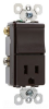 Combination Switch/Receptacle -- TM838CC -- View Larger Image