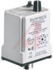 Relay;E-Mech;Timing;Single Shot;DPDT;Cur-Rtg 10A;Ctrl-V 24AC/DC;Socket Mnt -- 70175116 - Image