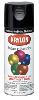 KRYLON 5-BALL INTERIOR/EXTERIOR MAINTENANCE PAINT BLACK LACQUER -- K01631 - Image