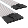 Flat Flex Cables (FFC, FPC) -- A9CCG-0908F-ND -Image