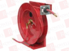 """DURO HOSE REELS 1317 ( SERIES 1300 MEDIUM AND HIGH PRESSURE HOSE REELS (COMPLETE WITH HOSE), 3/8"""" X 25 FEET 4000 PSI W.P. ) -Image"""