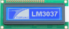 144x32 Graphic Display Module -- LM3037BFW - Image