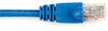 Black Box Connect CAT6 250 MHz Ethernet Patch Cable - UTP, PVC, Snagless, Blue, 20 ft. -- CAT6PC-020-BL -Image