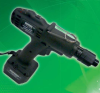 Electric Handheld Cordless Screwdriver with Mechanical Shut-off Clutch, Pistrol Grip Design - Image