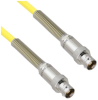 Halogen Free Cable Assembly TRB 3-Lug Cable Jack to Jack with Bend Reliefs .245