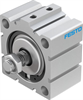 ADVC-80-20-A-P Short stroke cylinder -- 188322-Image