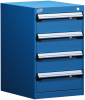 Stationary Compact Cabinet with Partitions -- L3ABG-2801L3B -Image