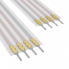Flat Flex Cables (FFC, FPC) -- A9AAT-0403F-ND -- View Larger Image