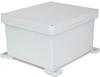 Polycarbonate Electrical Enclosure -- UPCG121006 -Image