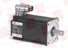 ASEA BROWN BOVERI BSM80B-275AF ( SERVO MOTOR, S2P141W016, 10.1 AMP, 300VAC, 0.89 KW, 4000RPM, 19.5 LB-IN CONTINUOUS STALL TORQUE, 3.38 A CONTINUOUS STALL AMPS ) -Image