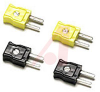 80CK-M Type K Males Mini-Thermocouple Connector -- 70146093