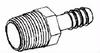 PVC Insert Fittings:Reducing Male Adapter:Mipt x Reducing Insert -- 1436-072 Mipt x Reducing Insert