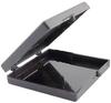 Hinged Conductive Plastic Box -- 662-225 - Image