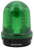 BEACON GRN LED 24VDC PERMANENT/ BLINKING/ROTATING 98mm BASE MOUNT -- 82925055