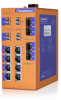 Unmanaged Industrial Ethernet Switches -- HES16G Series -Image
