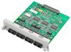 4 port Fiber Optic LAN card -- UNOP-1514C