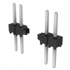 Rectangular Connectors - Headers, Male Pins -- SAM1050-09-ND -Image