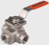 3-Way Stainless Steel Valve -- VYSG Series -- View Larger Image