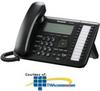 Panasonic Standard SIP Phone with 6 Line Backlit LCD.. -- KX-UT136-B