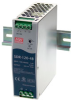DIN Rail Power Supply, 120 Watts, 48 VDC -- SDR-120-48 - Image