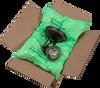 Biodegradable Cushion Packaging Bag -- PakNatural® - Image