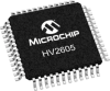 16-Channel Low Harmonic Distortion High Voltage Analog Switch -- HV2605 - Image