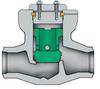 Pressure Seal Piston Check Valves