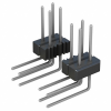 Rectangular Connectors - Headers, Male Pins -- S2132-09-ND -Image
