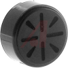 Speaker; 7000 Hz; 89 dB; Mylar; 10 mm Dx 23 mm Dia. (Frame) -- 70115873