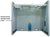 Vertical Flow Hardwall Modular Cleanrooms -- Series 583