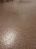 Key Commercial Quartz Decorative Flooring System
