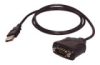 SIIG 1-Port Industrial USB to RS-232 Serial Adapter Cable -- HX0997