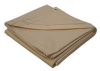 Tarp,Heavy Duty,Vinyl,12x24Ft -- 5WTY6