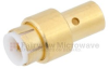 MMBX Plug Snap-On Connector Solder/Non-Solder Contact Attachment For RG405, FM-SR086CUTN, FM-SR086ALTN Cable With Male Center Contact -- FMCN1018 -Image
