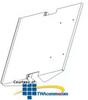 Chatsworth Products Adjustable Monitor Shelf -- 11245