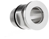 Vacuum Fitting - Screw-in Flanges -- ISO-KF