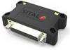 Dual, 3 Stubs MIL-STD-1553 Coupler, Panel Mount -- CPLR1553STL-06-PNL