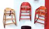 Stacking High Chair-JC909 -- JC909