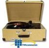 Crosley Traveler Suitcase Turntable -- CR49