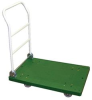 Platform Truck - Plastic with Fold Down Handles: Plastic Platform Truck With Fold Down Handle -- FPT-2133
