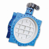 Duouble-Eccentric Butterfly Valve -- LD 018-BT1 -- View Larger Image