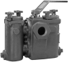 Ball-Plex™ C-Steel Duplex Strainers -- 792SD,