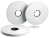 TAPE, FOAM, POLYESTER, WHITE, 0.5INX72YD -- 89F1384