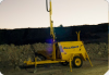 Mine Series Mobile Lighting Tower -- MS6K-9 -- View Larger Image