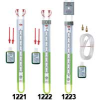 Flex-Tube® U-Tube Manometer -- Series 1221/1222/1223