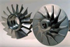 Tantaline® Acid Resistant -- Corrosion Resistant Pump Impellers For Hot Acid Applications - Image