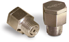 Vent Plug With Filter and Check Valve, 1/4