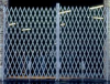 Galvanized Folding Gates: Double Folding Gates -- VPFG-1085